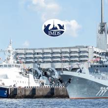 Приглашение на Международный военно-морской салон МВМС-2019 в Санкт-Петербурге
