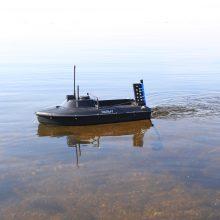 """""""Подводный GPS"""" на двух приемопередатчиках"""