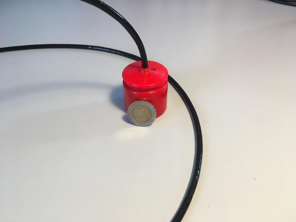 Гидроакустический микромодем uWave